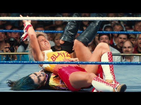Alundra Blayze goes toe-to-toe with Bull Nakano: SummerSlam 1994