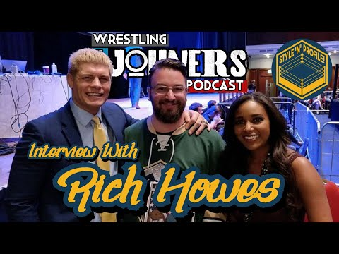 Wrestling With Johners Podcast - YouTube