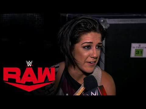 Bayley reacts to Nikki Cross' distraction: WWE Network Exclusive, July 6, 2020