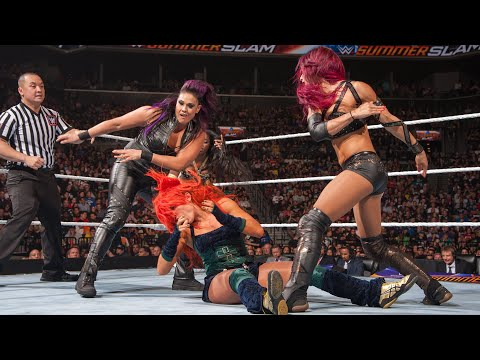 Becky Lynch wins it for Team PCB: SummerSlam 2015