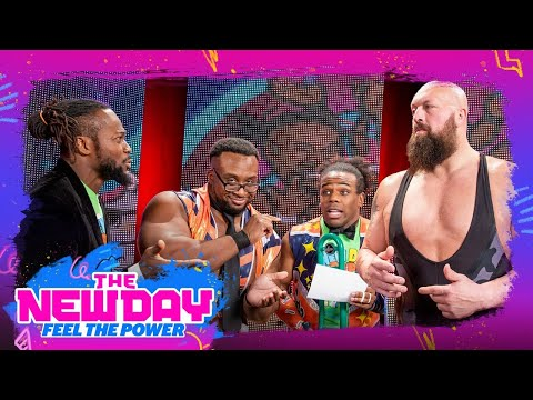 Big Show was wrong about New Day, right about sitcoms: The New Day: Feel the Power, July 6, 2020
