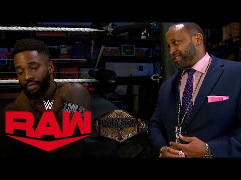 MVP gives Cedric Alexander something to think about: Raw, July 6, 2020